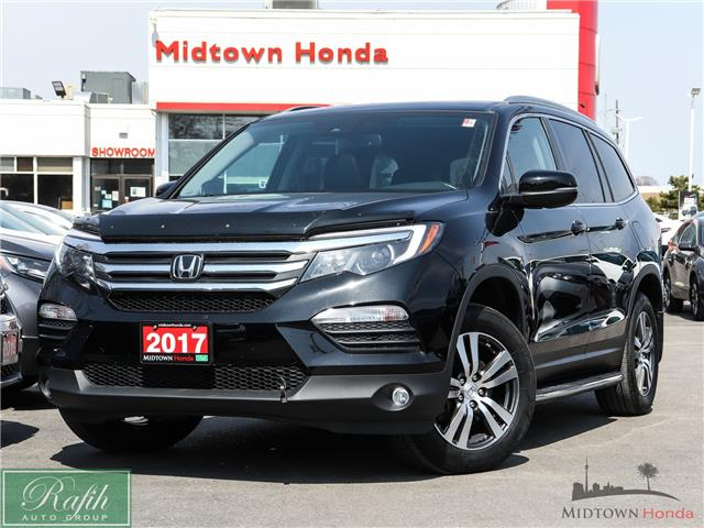 2017 Honda Pilot EX-L Navi (Stk: P14617) in North York - Image 1 of 30