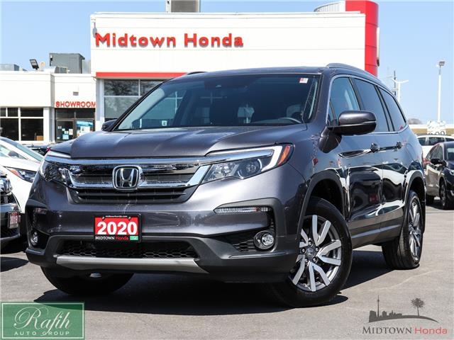 2020 Honda Pilot EX (Stk: P14635) in North York - Image 1 of 30