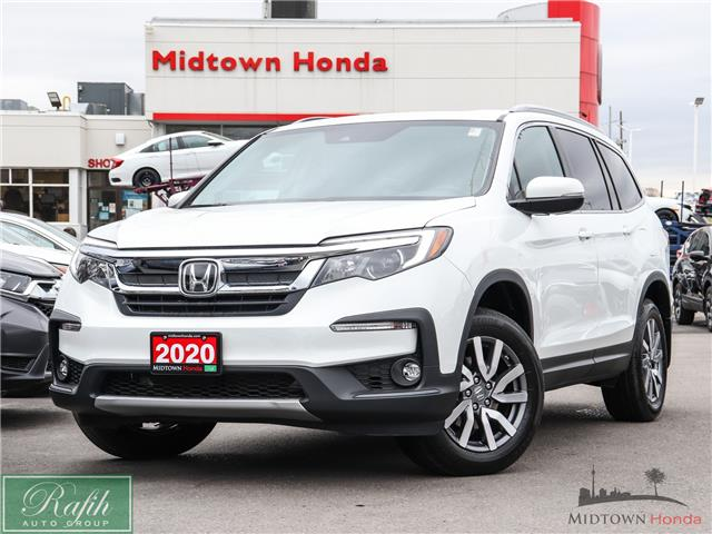 2020 Honda Pilot EX-L Navi (Stk: 2210817A) in North York - Image 1 of 30