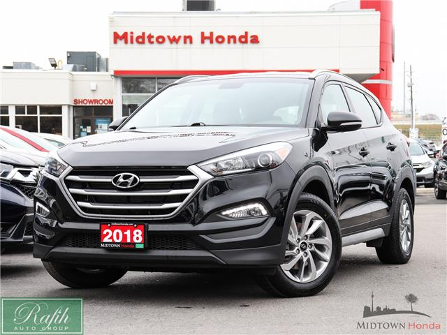 2018 Hyundai Tucson Premium 2.0L (Stk: 2210686A) in North York - Image 1 of 27