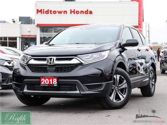 2018 Honda CR-V LX (Stk: P14644) in North York - Image 1 of 27