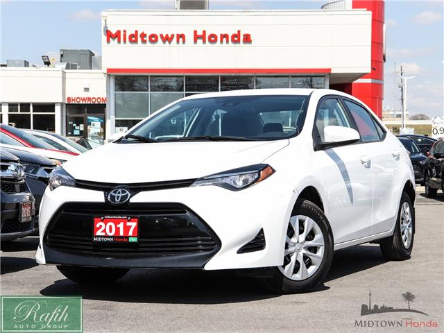 2017 Toyota Corolla CE (Stk: P14653) in North York - Image 1 of 27