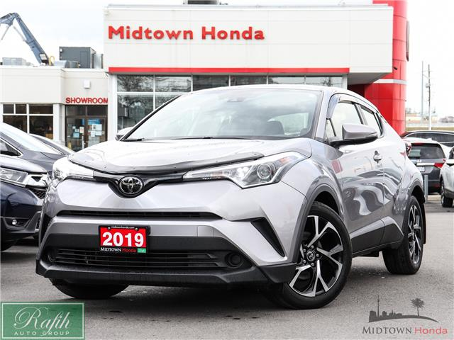 2019 Toyota C-HR Base (Stk: 2210256A) in North York - Image 1 of 28