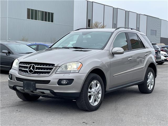 2008 Mercedes-Benz M-Class Base (Stk: 2201852A) in North York - Image 1 of 21