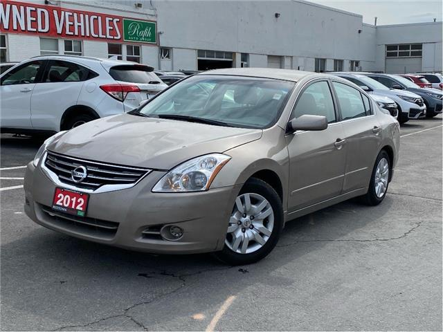 2012 Nissan Altima 2.5 S (Stk: 2210424A) in North York - Image 1 of 23