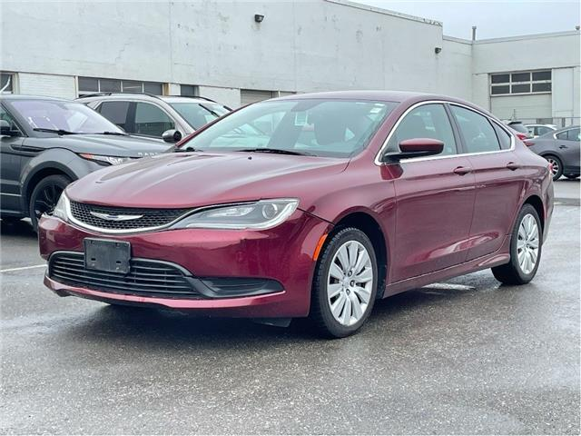 2015 Chrysler 200 LX (Stk: P14493A) in North York - Image 1 of 19