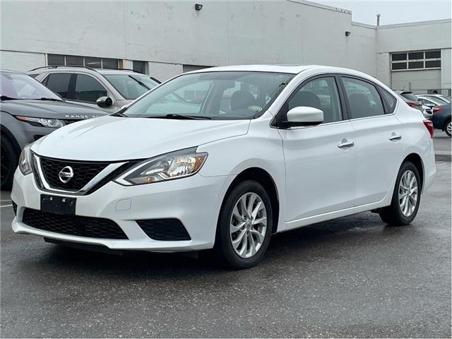2017 Nissan Sentra 1.8 SV (Stk: P14728) in North York - Image 1 of 22
