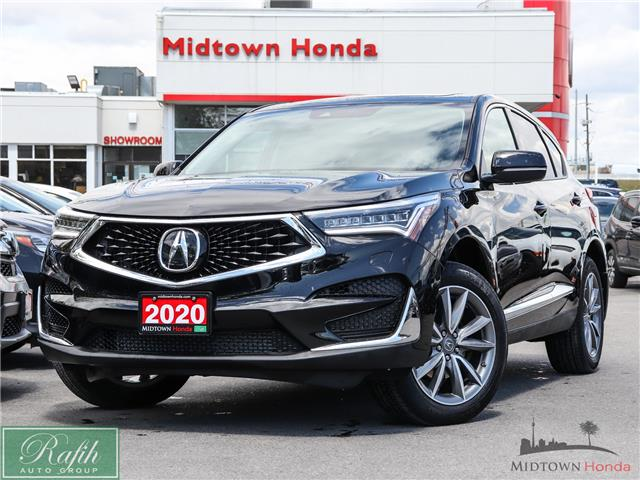 2020 Acura RDX Elite (Stk: P14717) in North York - Image 1 of 30