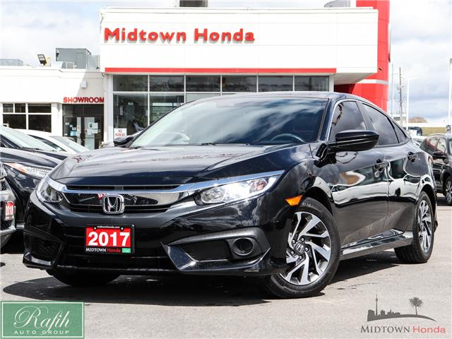 2017 Honda Civic EX (Stk: 2210835A) in North York - Image 1 of 28