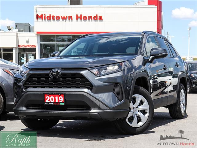2019 Toyota RAV4 LE (Stk: P14729) in North York - Image 1 of 28