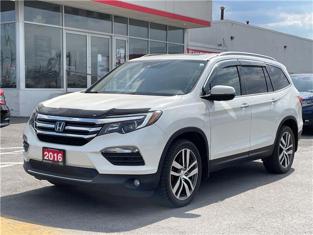 2016 Honda Pilot Touring (Stk: 2210038A) in North York - Image 1 of 24