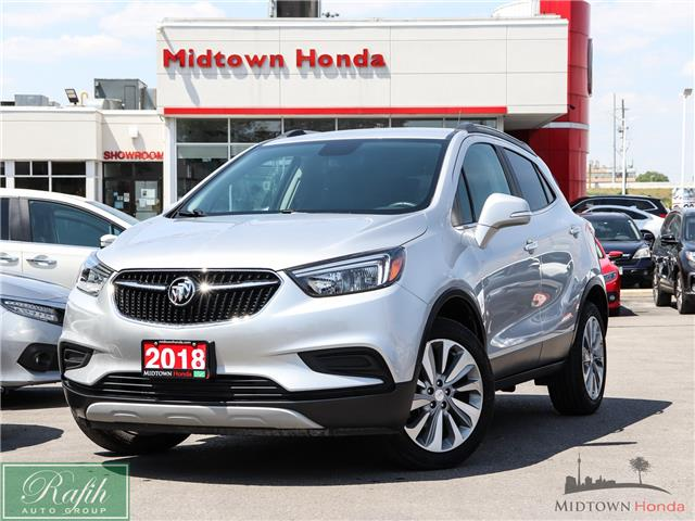 2018 Buick Encore Preferred (Stk: P14478A) in North York - Image 1 of 25