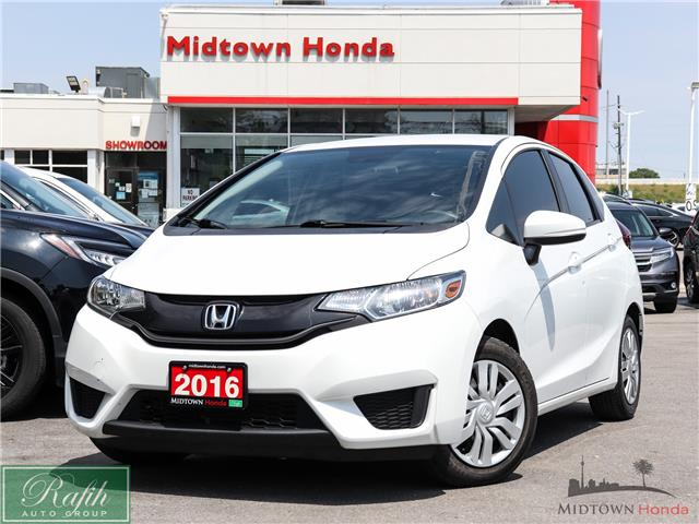 2016 Honda Fit LX (Stk: 2211080A) in North York - Image 1 of 27