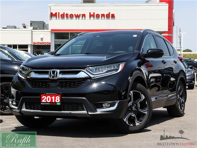 2018 Honda CR-V Touring (Stk: P14769A) in North York - Image 1 of 29