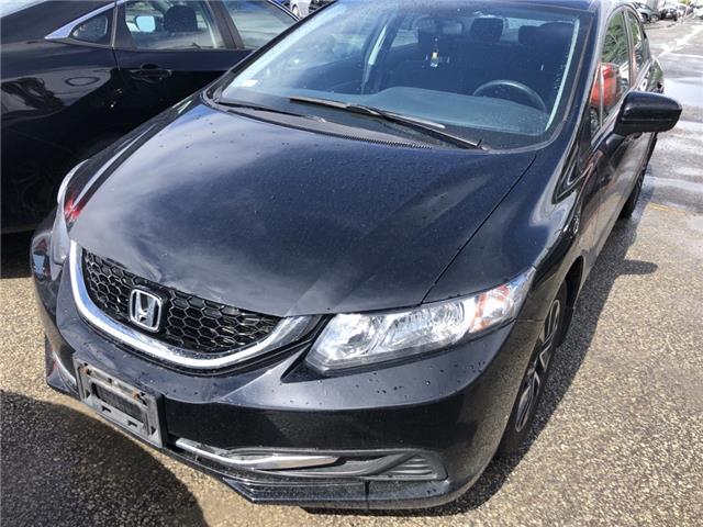 2015 Honda Civic EX (Stk: 2210496A) in North York - Image 1 of 1