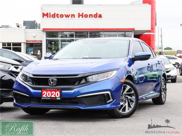 2020 Honda Civic EX (Stk: 2210995A) in North York - Image 1 of 28