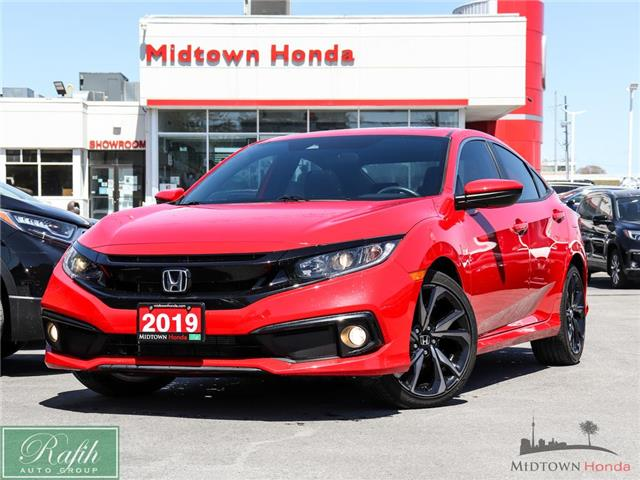 2019 Honda Civic Sport (Stk: 2210726A) in North York - Image 1 of 29