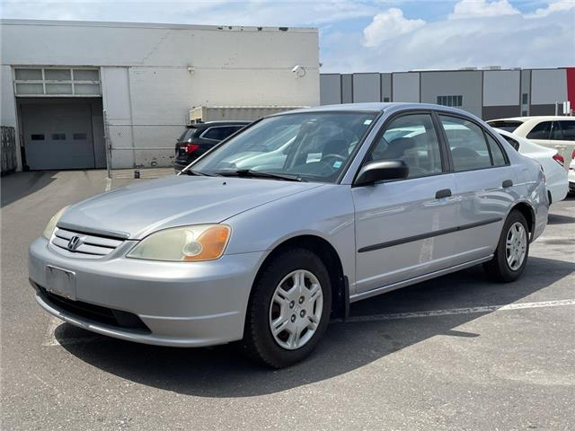 2001 Honda Civic DX-G (Stk: P14687A) in North York - Image 1 of 10