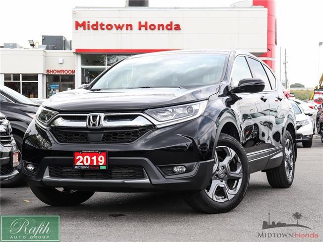 2019 Honda CR-V EX-L (Stk: P14992) in North York - Image 1 of 29