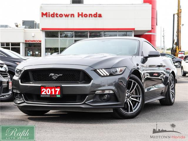2017 Ford Mustang  (Stk: P14970) in North York - Image 1 of 28
