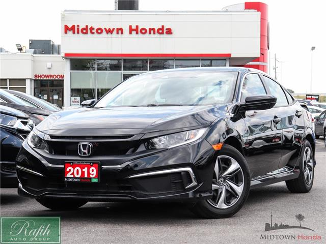 2019 Honda Civic LX (Stk: P14965) in North York - Image 1 of 26