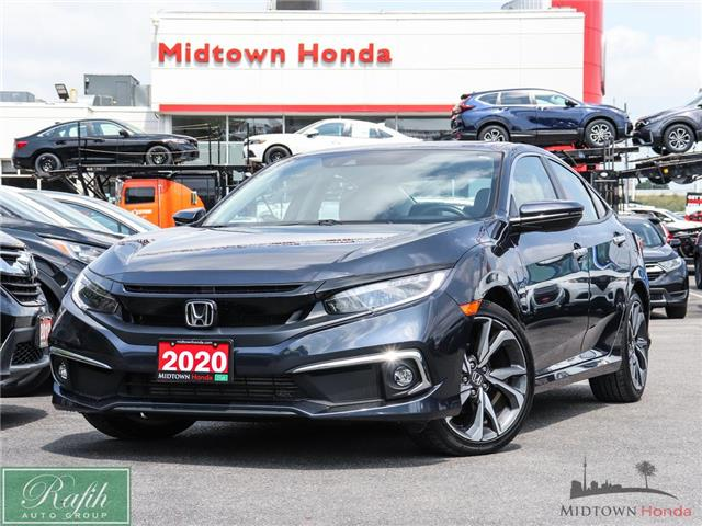 2020 Honda Civic Touring (Stk: 2210239A) in North York - Image 1 of 30