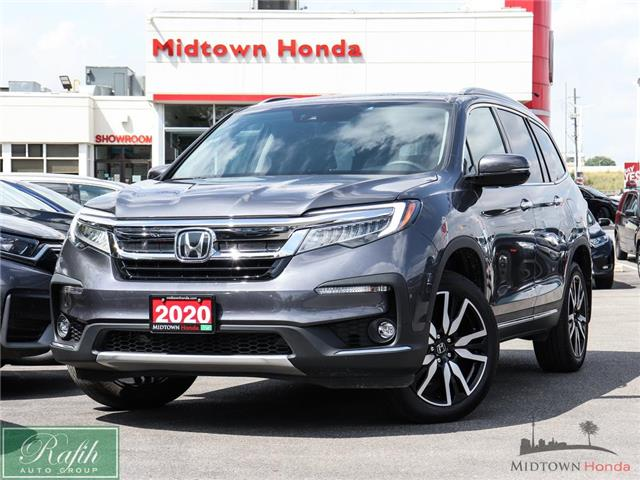 2020 Honda Pilot Touring 8P (Stk: 2210622A) in North York - Image 1 of 30
