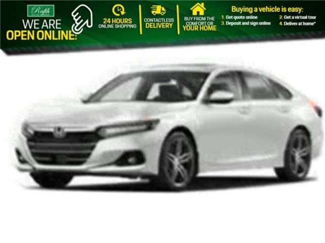 2021 Honda Accord Touring 1.5T (Stk: 2210250) in North York - Image 1 of 2