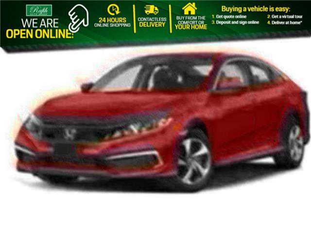2021 Honda Civic LX (Stk: 2210761) in North York - Image 1 of 9