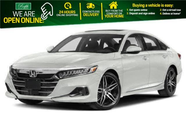 2021 Honda Accord Touring 1.5T (Stk: 2211324) in North York - Image 1 of 9