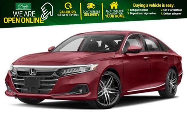 2021 Honda Accord Touring 2.0T (Stk: 2211332) in North York - Image 1 of 9