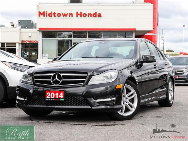 2014 Mercedes-Benz C-Class Base (Stk: 2210739A) in North York - Image 1 of 27