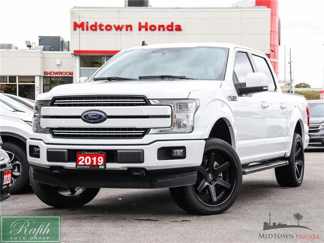 2019 Ford F-150 Lariat (Stk: P15229) in North York - Image 1 of 27