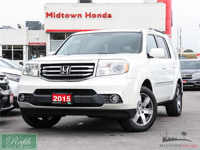 2015 Honda Pilot Touring (Stk: P15108A) in North York - Image 1 of 30
