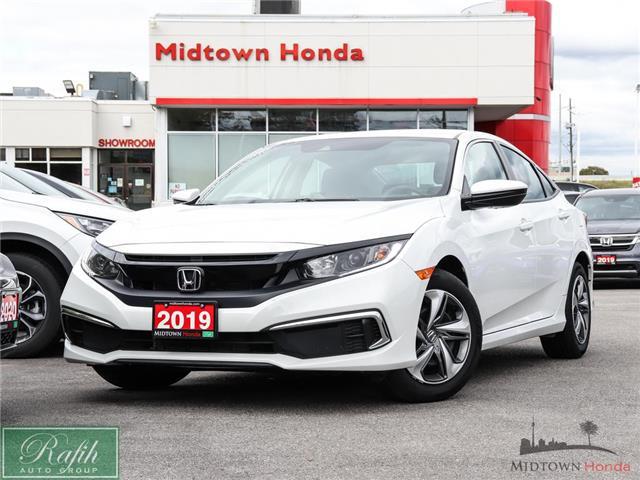 2019 Honda Civic LX (Stk: 2220077A) in North York - Image 1 of 26