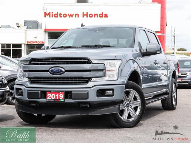 2019 Ford F-150 Lariat (Stk: P15259) in North York - Image 1 of 28