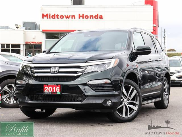 2016 Honda Pilot Touring (Stk: 2211016A) in North York - Image 1 of 30