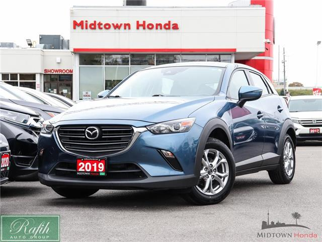 2019 Mazda CX-3 GS (Stk: P14947A) in North York - Image 1 of 25