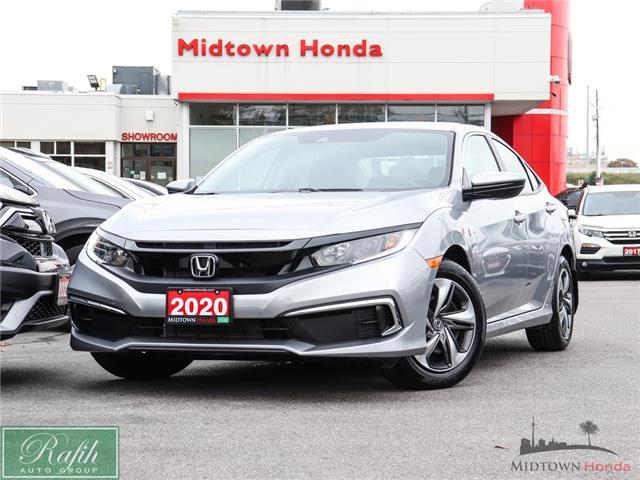 2020 Honda Civic LX (Stk: P15295) in North York - Image 1 of 26