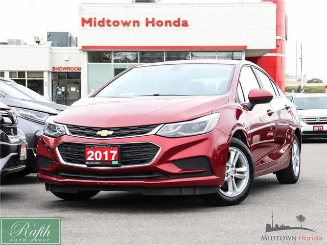 2017 Chevrolet Cruze LT Auto (Stk: 2211353A) in North York - Image 1 of 30