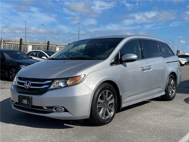 2015 Honda Odyssey Touring (Stk: 2220257A) in North York - Image 1 of 15