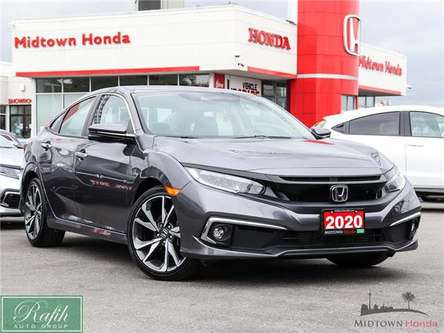 2020 Honda Civic Touring (Stk: 2211346A) in North York - Image 1 of 29