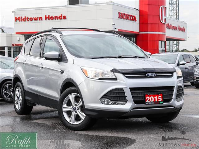 2015 Ford Escape SE (Stk: 2210102A) in North York - Image 1 of 26