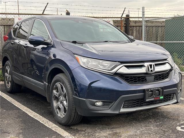 2018 Honda CR-V EX (Stk: P15349) in North York - Image 1 of 1