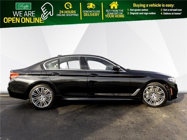 2020 BMW 530i xDrive (Stk: B8109) in Windsor - Image 1 of 24