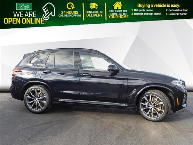 2019 BMW X3 xDrive30i (Stk: B8009) in Windsor - Image 1 of 22