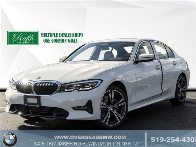 2020 BMW 330i xDrive (Stk: B8294) in Windsor - Image 1 of 22