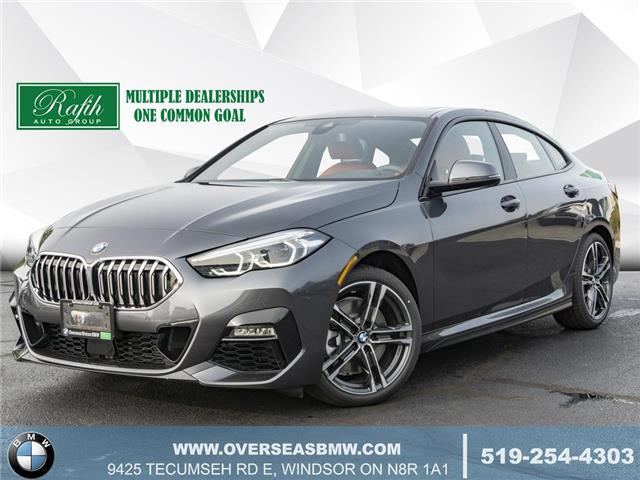 2021 BMW 228i xDrive Gran Coupe (Stk: B8343) in Windsor - Image 1 of 24