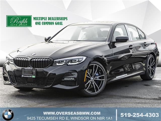 2021 BMW 330i xDrive (Stk: B8351) in Windsor - Image 1 of 22