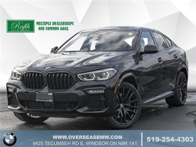 2021 BMW X6 M50i (Stk: B8366) in Windsor - Image 1 of 22